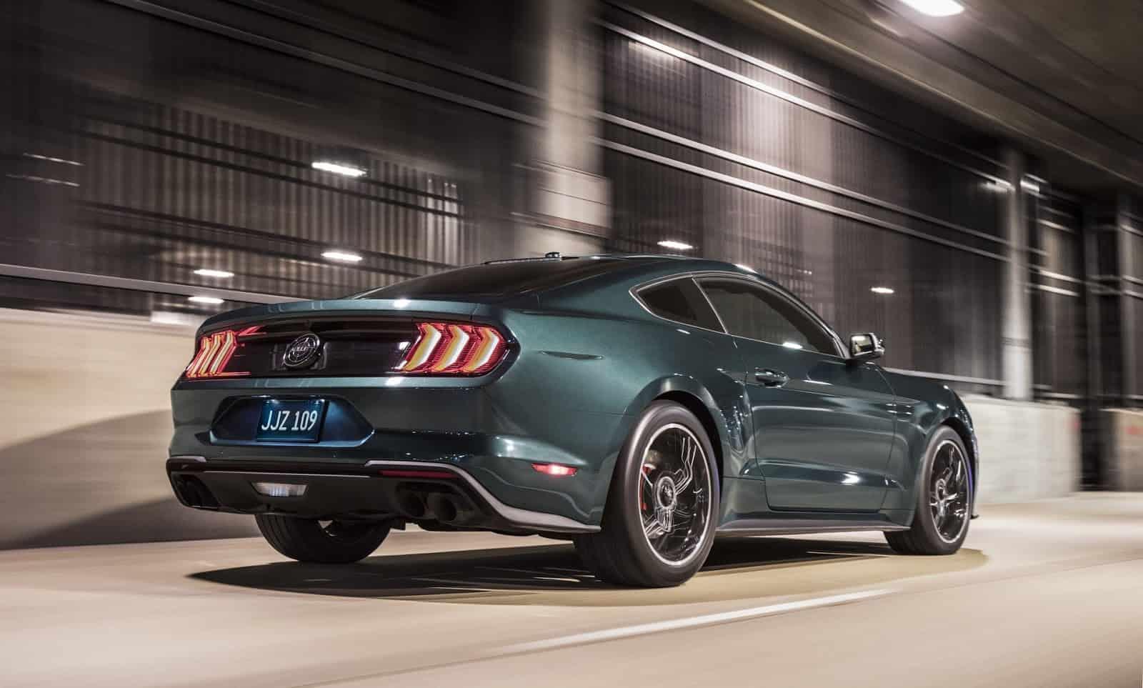 2019 Ford Mustang Bullit 4