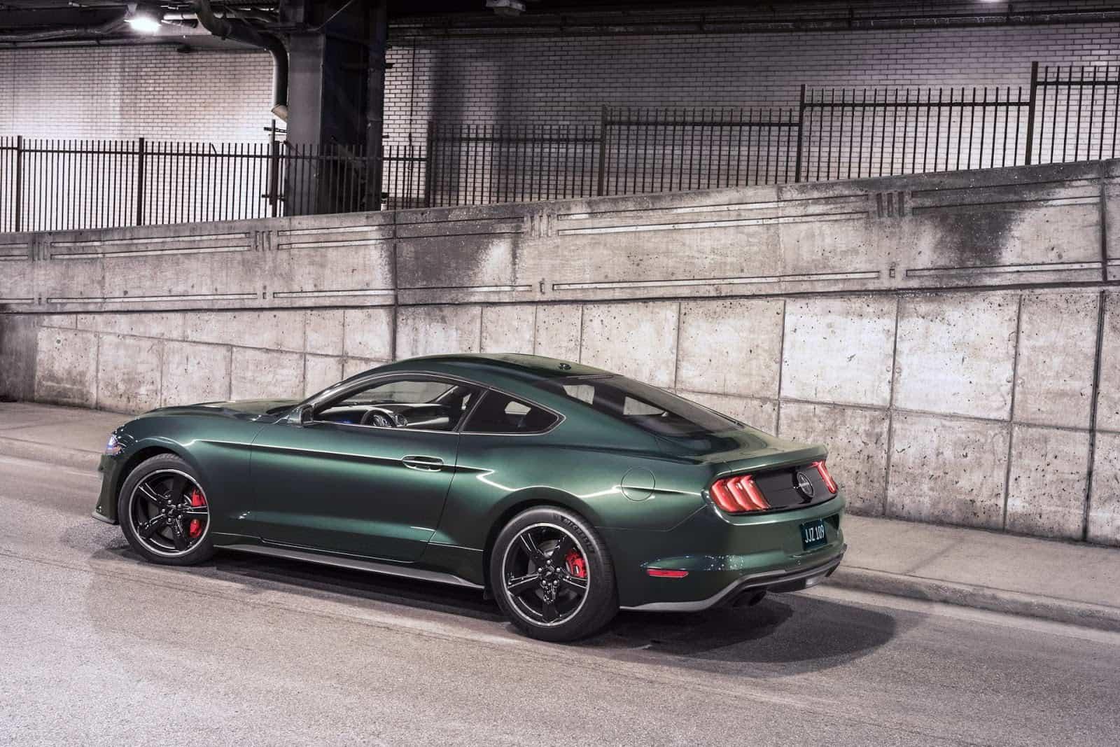 2019 Ford Mustang Bullit 5