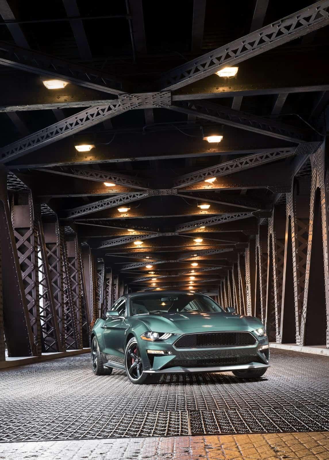 2019 Ford Mustang Bullit 6