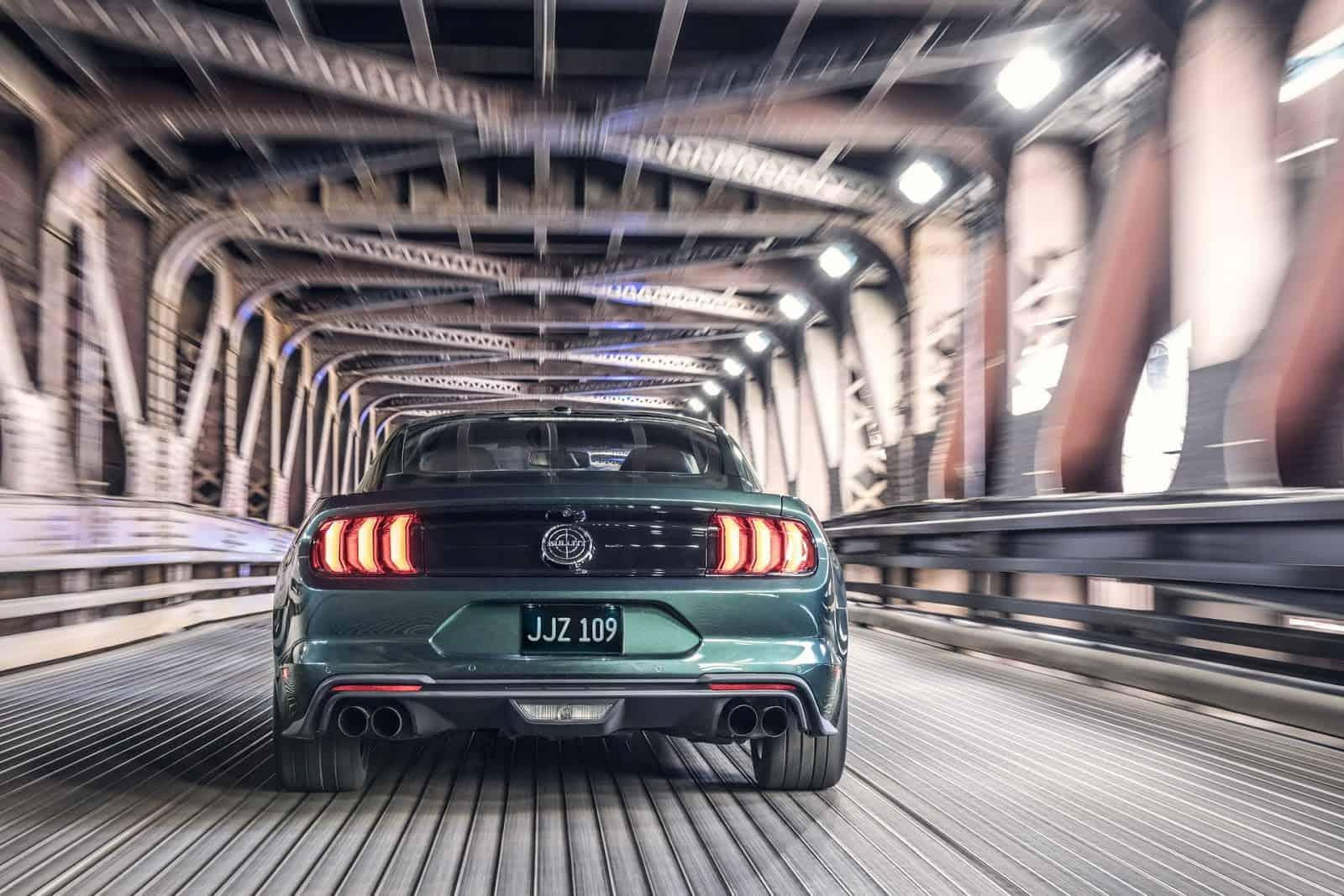 2019 Ford Mustang Bullit 7