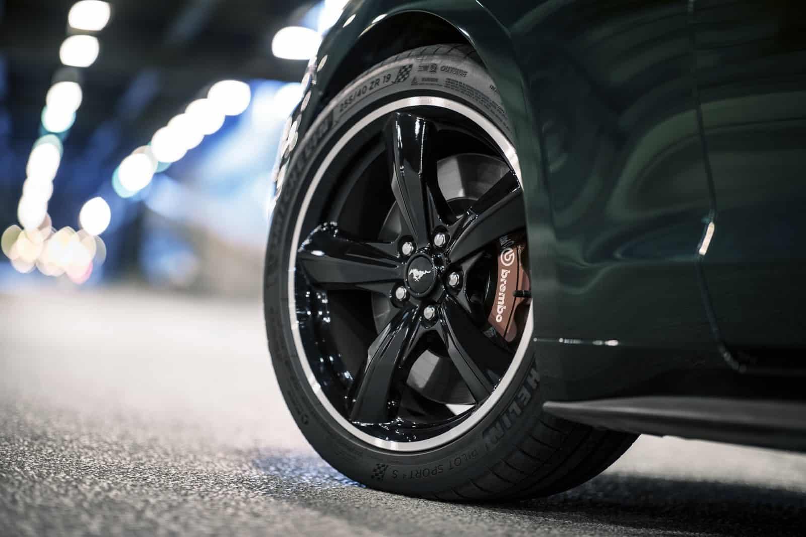 2019 Ford Mustang Bullit 8