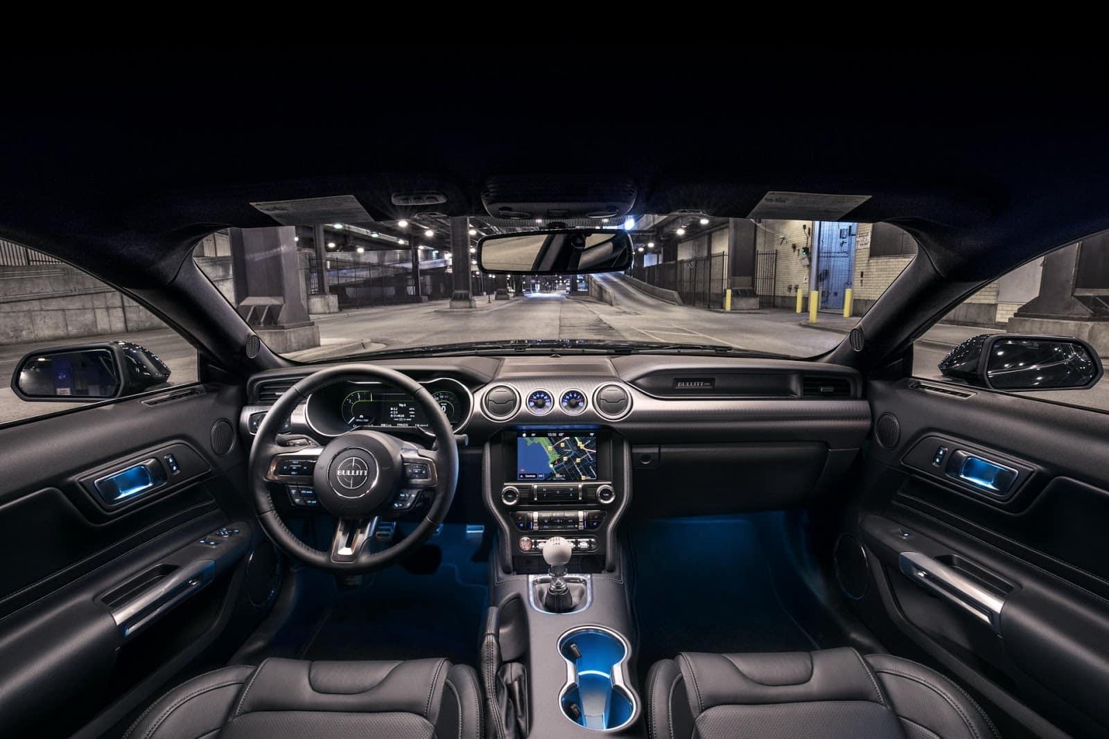 2019 Ford Mustang Bullit 9