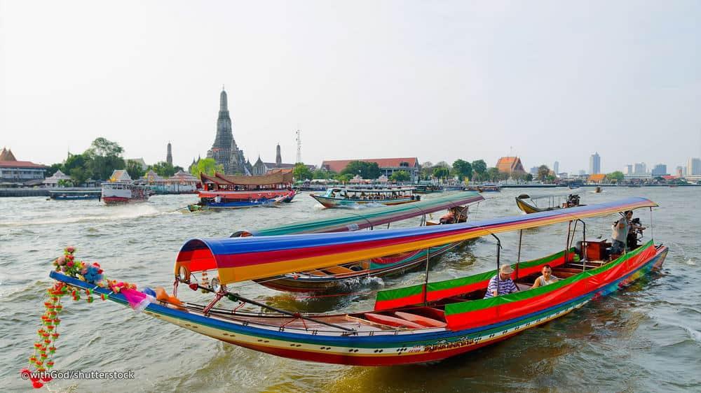 Bangkok Khlongs