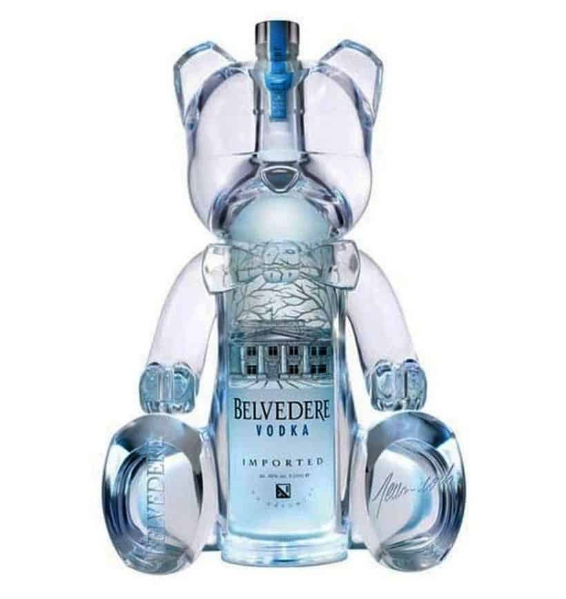 Belver Bears Belvedere Vodka