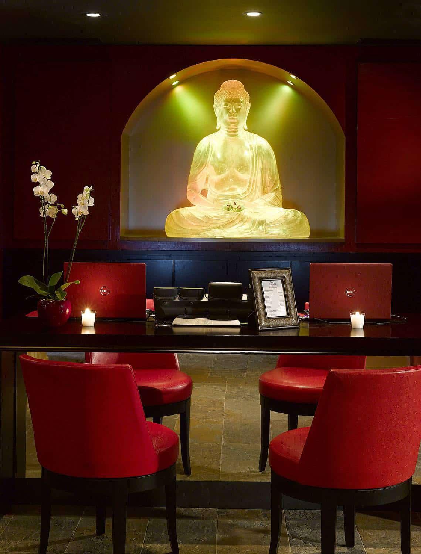 Buddha Bar Prague Reception