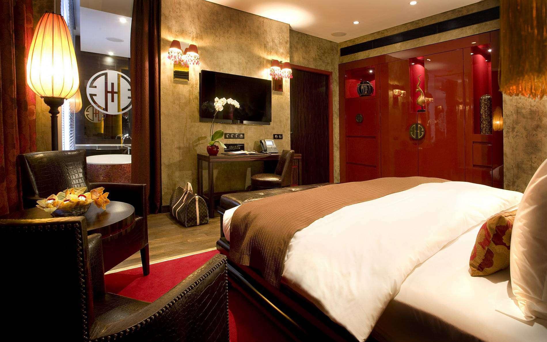 Buddha Bar Prague Room 2