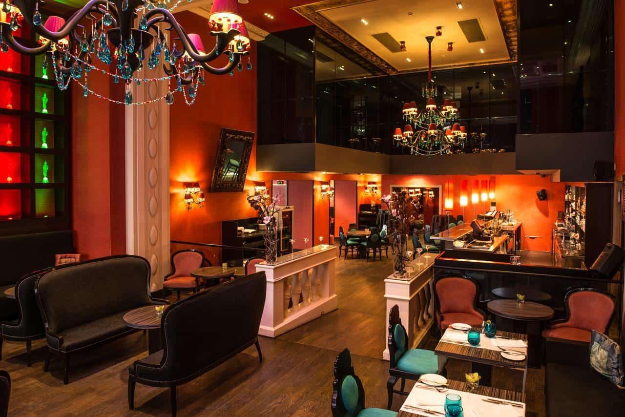Buddha Bar Prague Siddharta Cafe 2