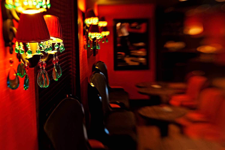 Buddha Bar Prague Siddharta Cafe details