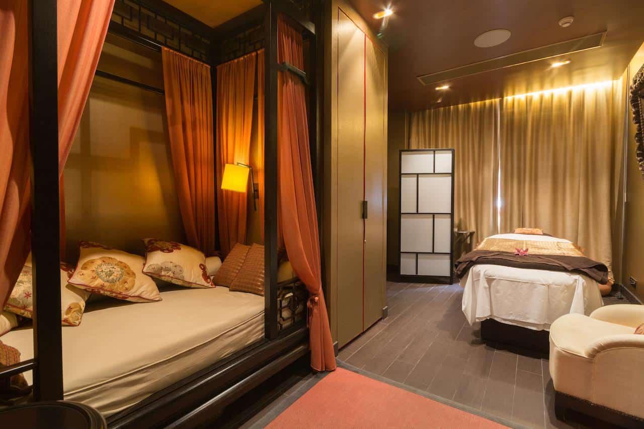 Buddha Bar Prague Spa Suite 2