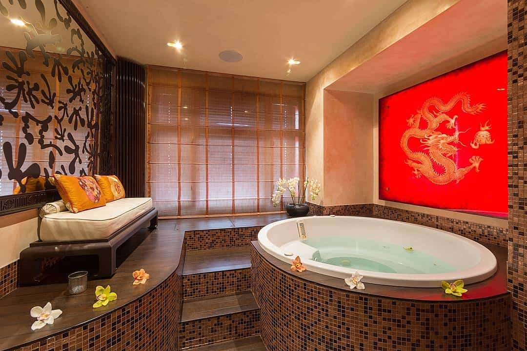 Buddha Bar Prague Spa Suite