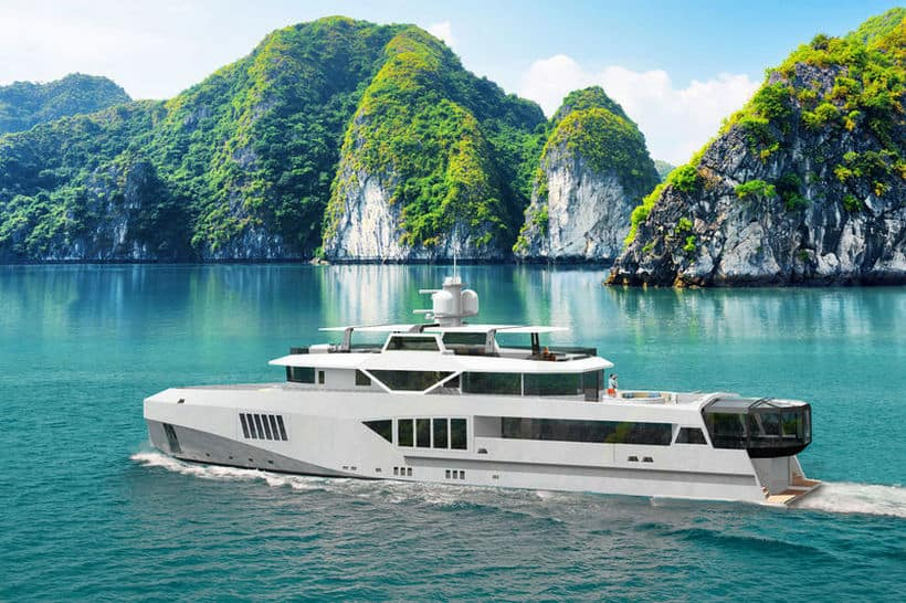 Hawk Yachts' Cape Hawk 690 Concept Begs For Your Attention
