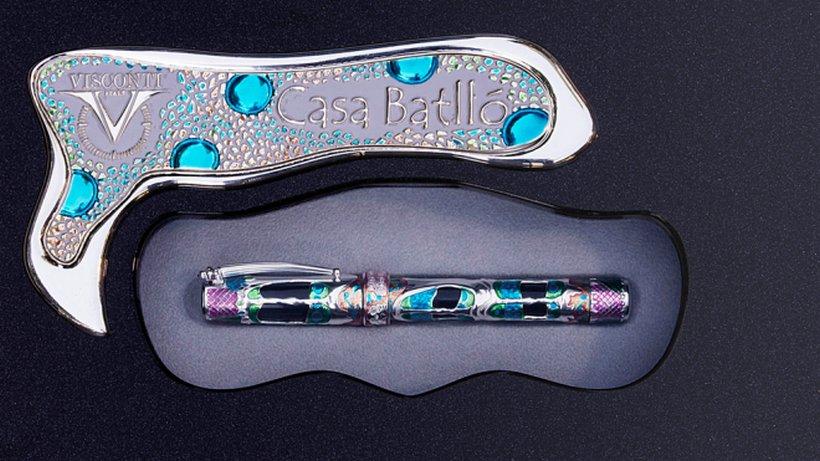 Casa Batlló Pen