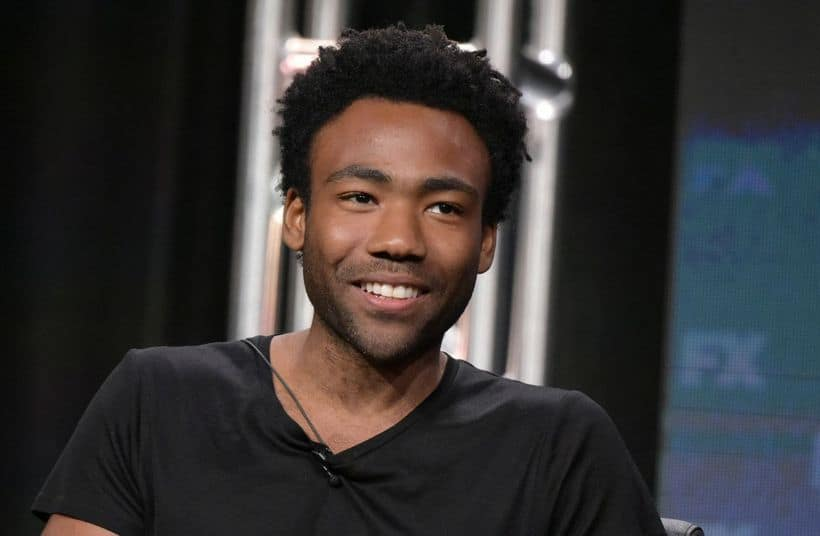 Donald Glover young