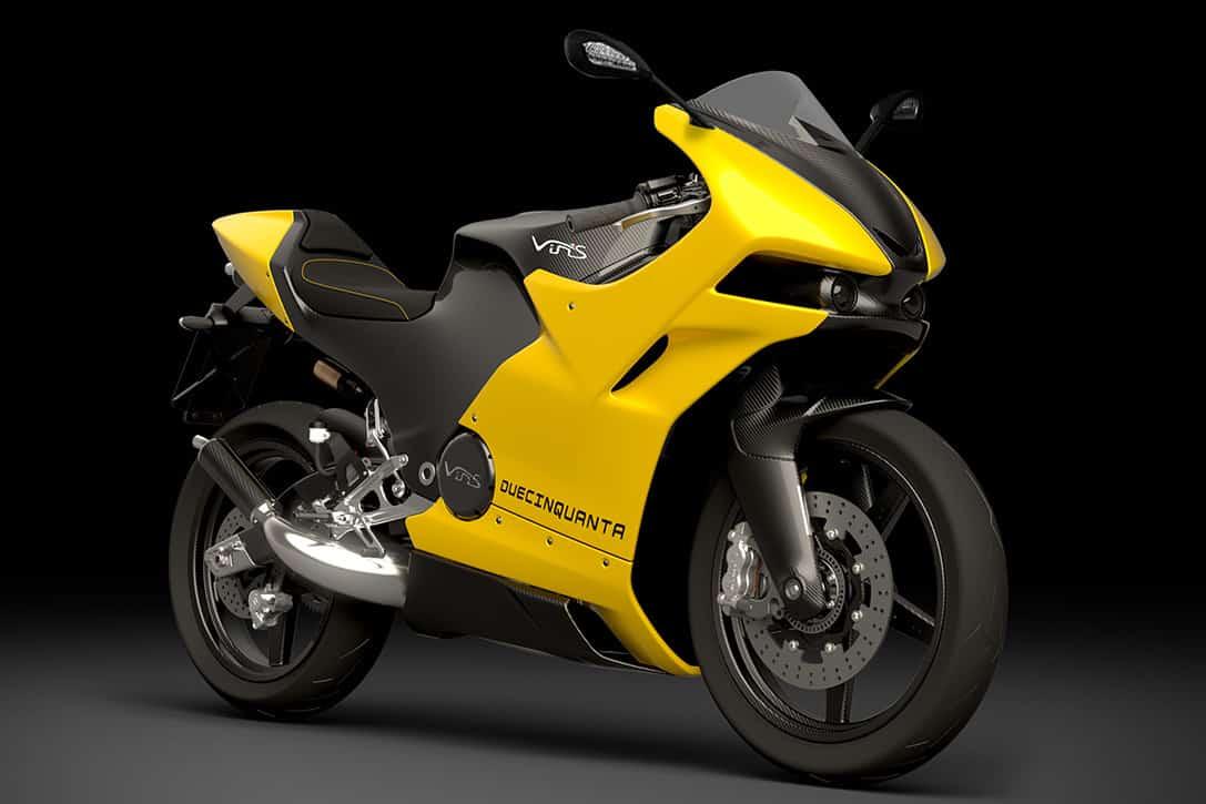 A new Italian Wonder: the Duecinquanta 250cc Two-Stroke Bike