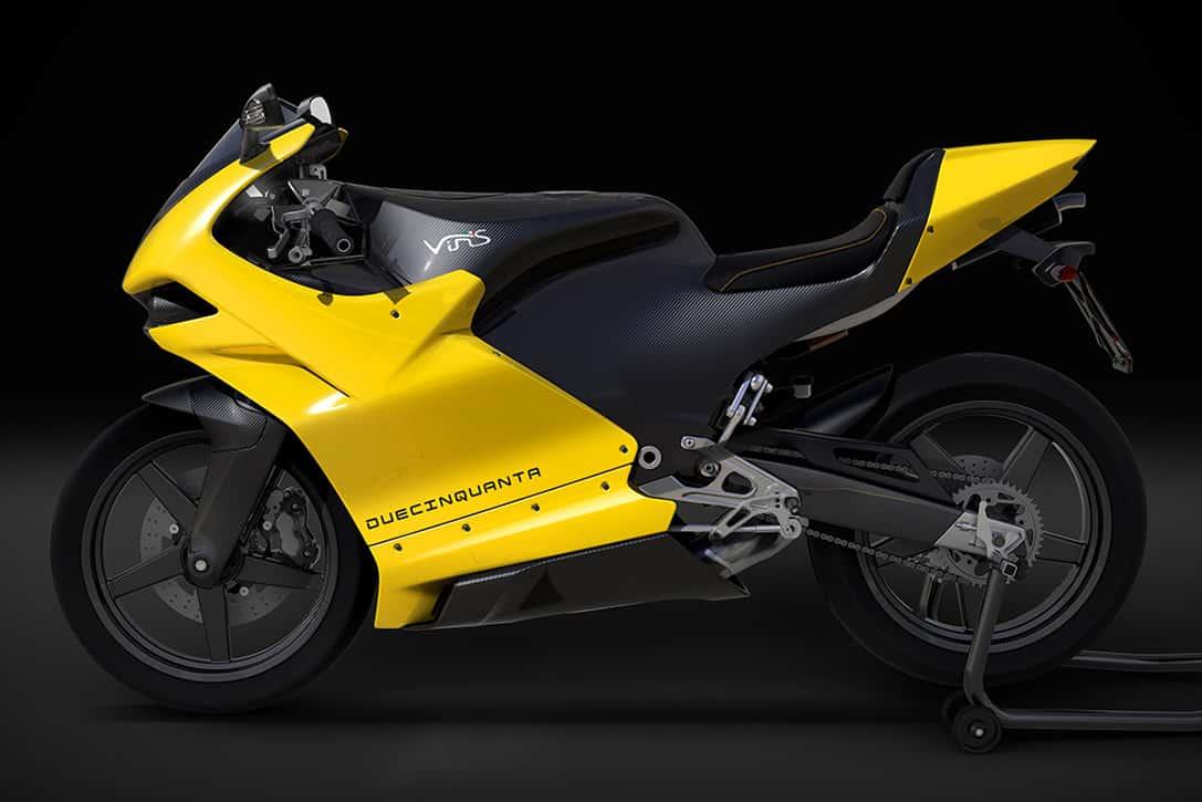 Duecinquanta 250cc Two-Stroke