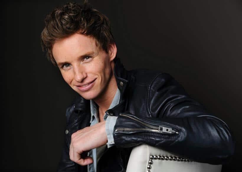 Eddie Redmayne early life