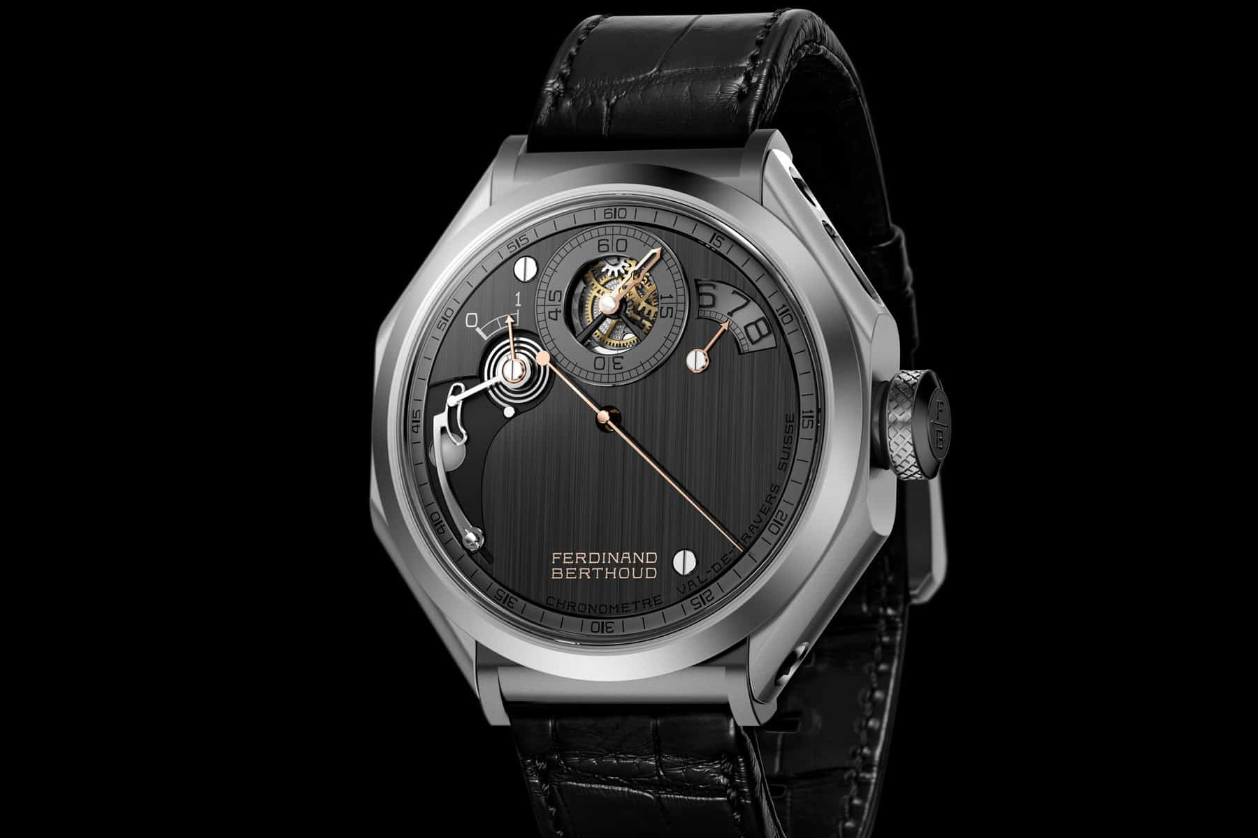 Introducing the Magical Chronomètre Ferdinand Berthoud FB 1R.6-1
