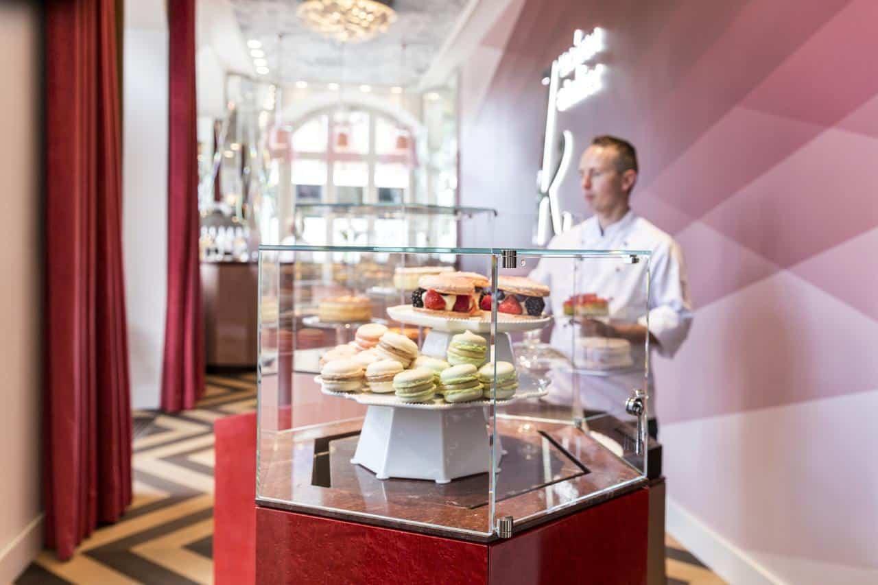 Gewandhaus Dresden cake shop