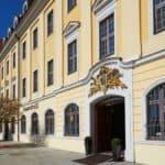 Gewandhaus Dresden facade