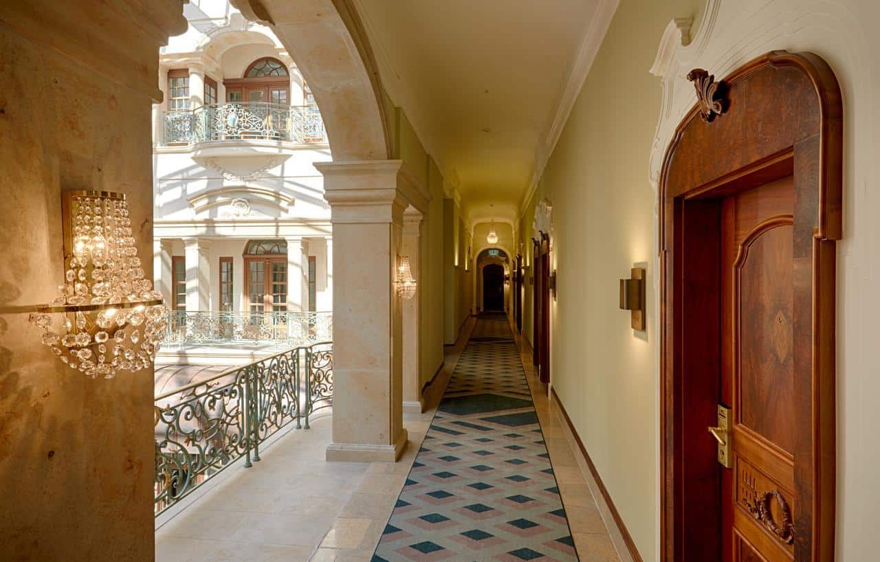Gewandhaus Dresden halls