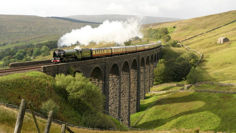 14 Days of Pure Bliss: Golden Eagle's Best of Britain Steam Tour