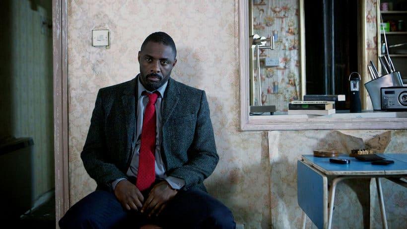 Idris Elba early life