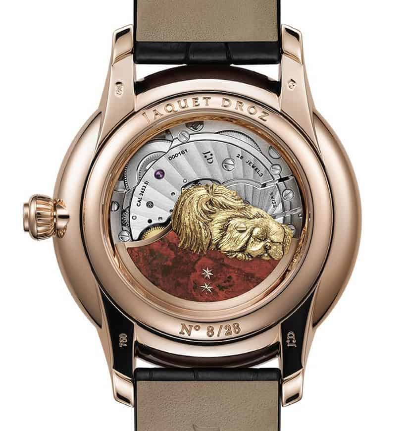 Jaquet Droz Chinese New Year of the Dog