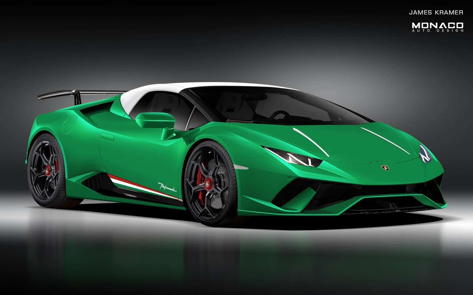 We All Want a Lamborghini Huracan Performante Spyder