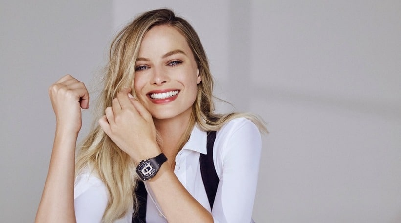 Margot Robbie richard mille
