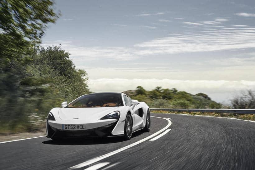 McLaren 570GT Design Edition