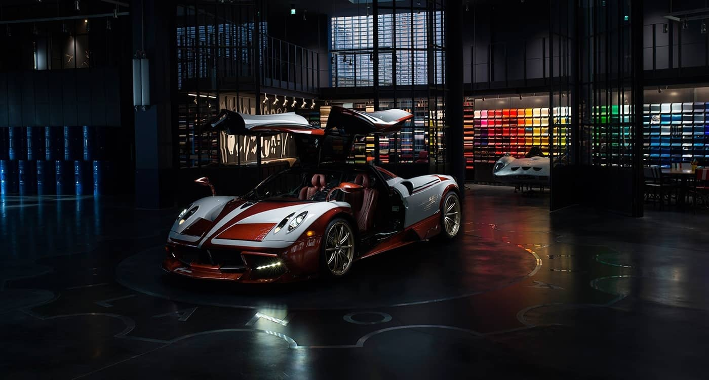 The One-Off Pagani Huayra Lampo Will Take Over Your Dreams