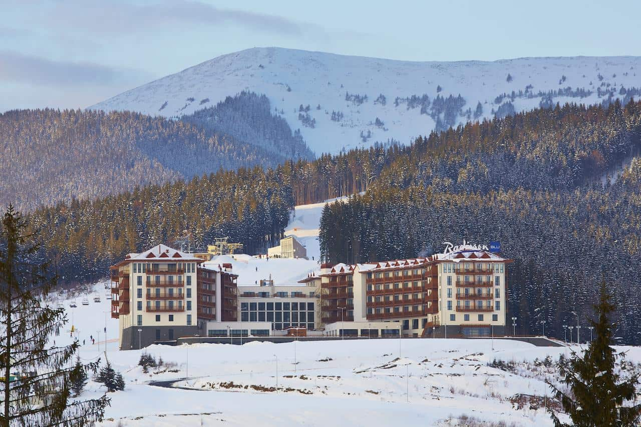 Radisson Blu Resort Bukovel 1