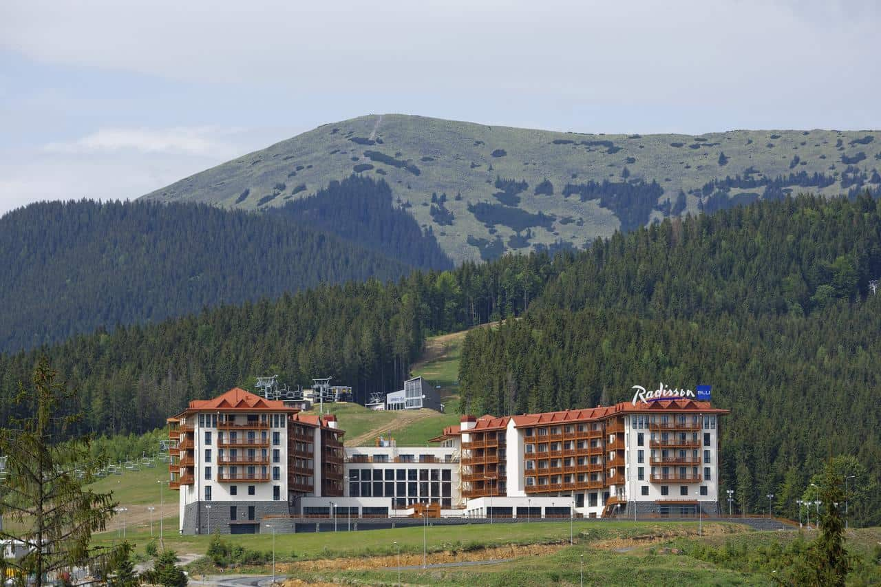 Radisson Blu Resort Bukovel 19
