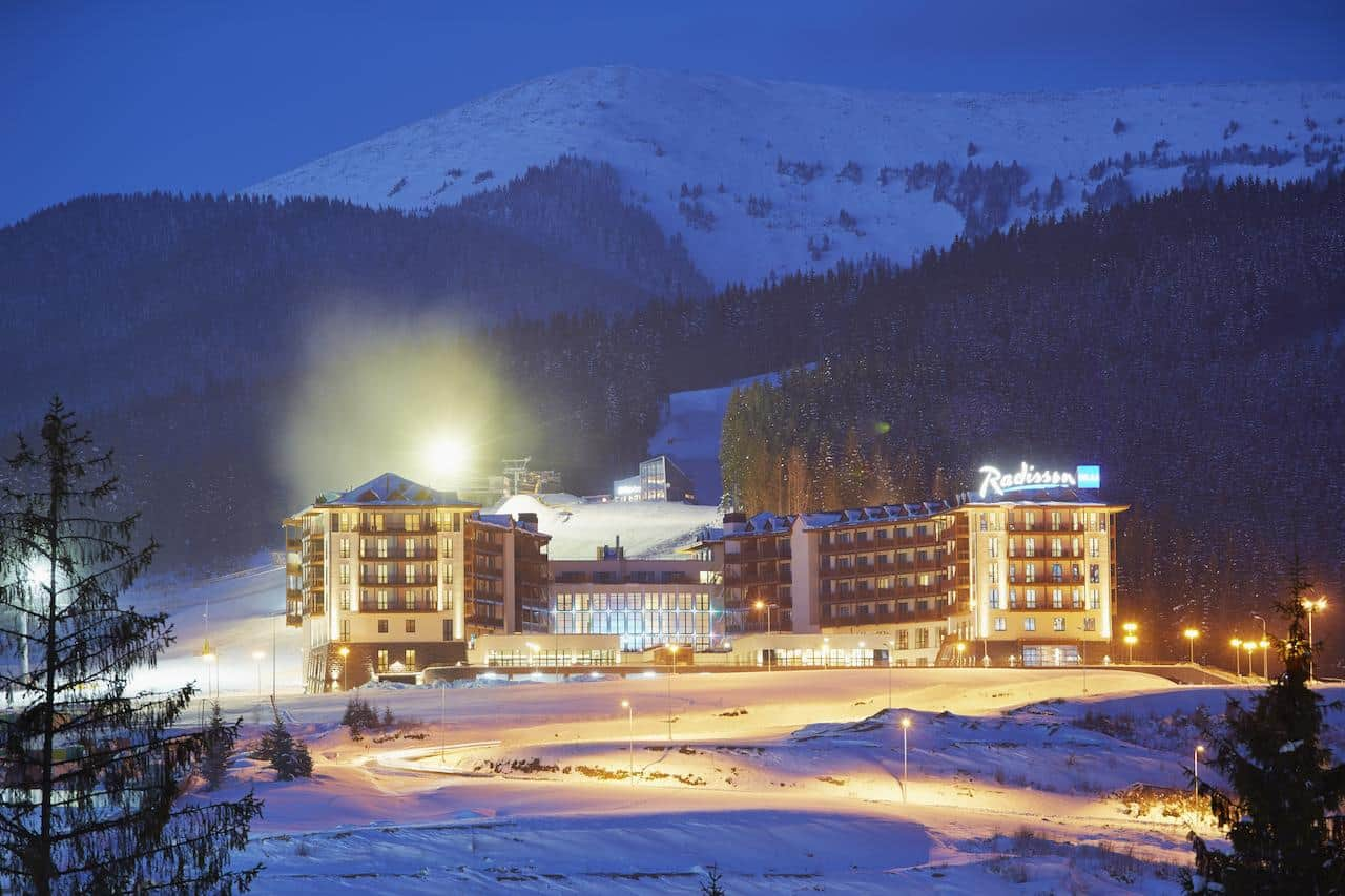 Radisson Blu Resort Bukovel 4