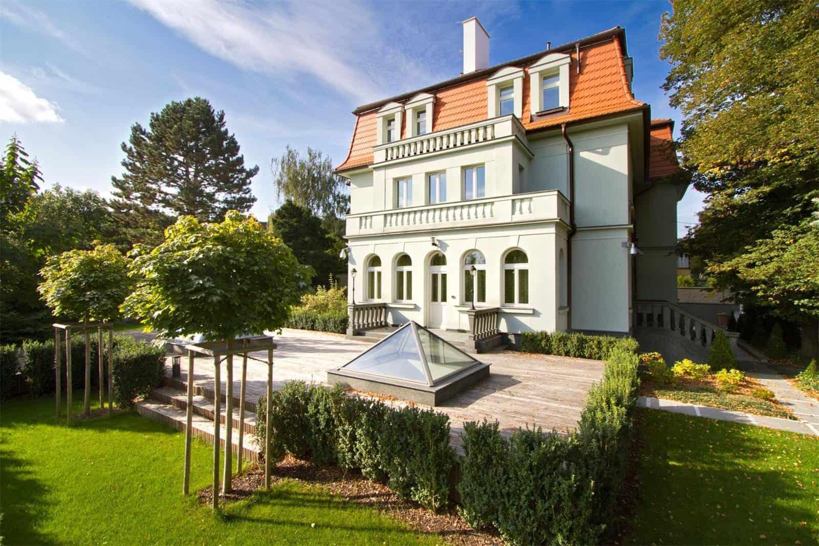 Rooseveltova Villa