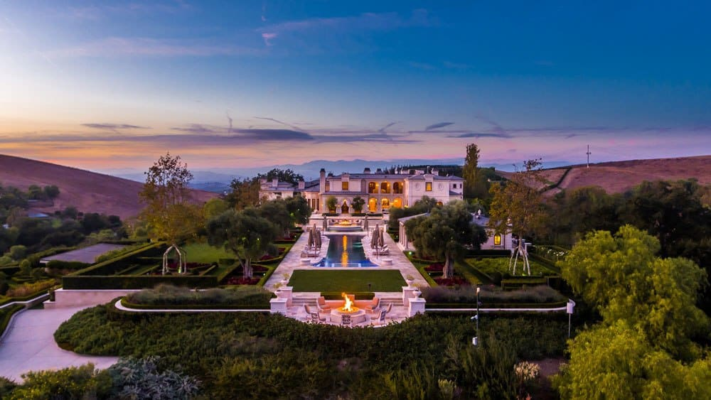 Thomas Tull socal estate