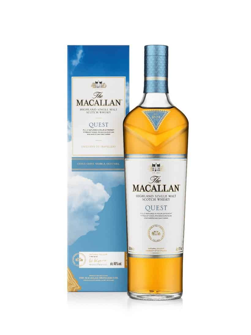 The Macallan Quest Collection 5