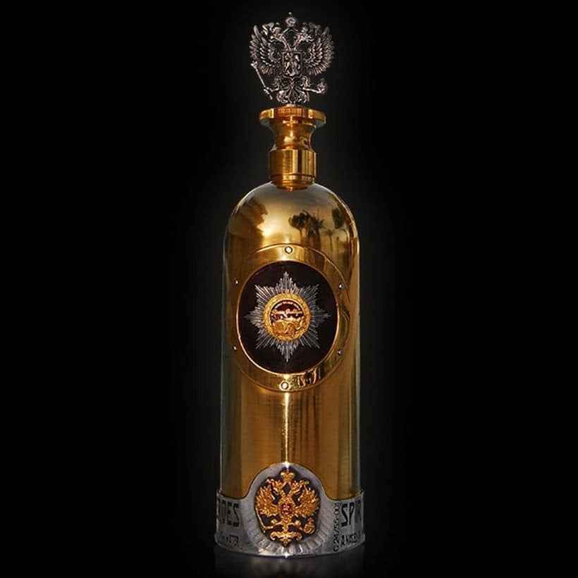 The Old Russo-Baltique Vodka