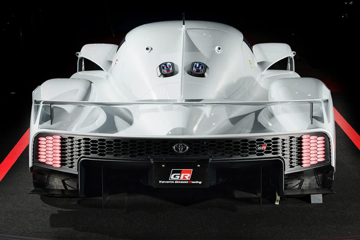 Toyota GR Super Sports 4