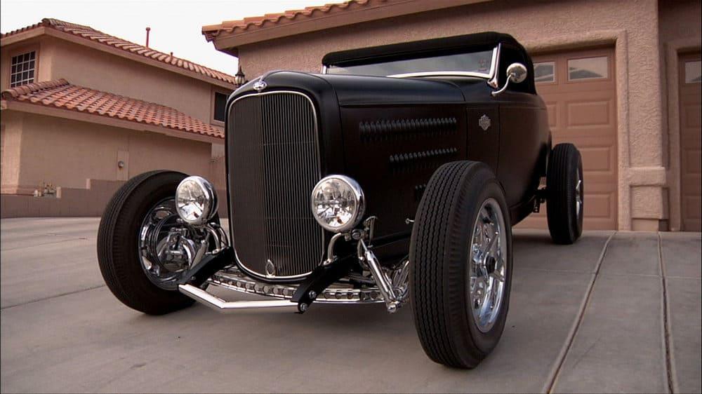 1932 Custom Ford Roadster