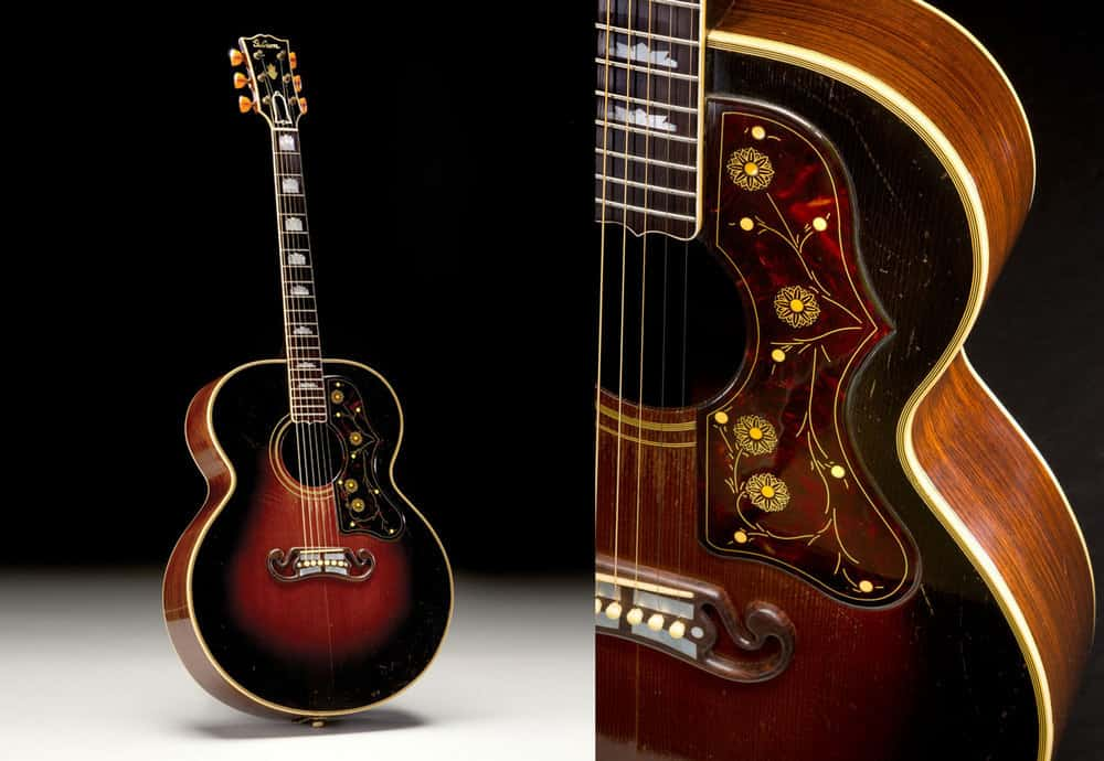 1941 Gibson SJ-200 Guitar