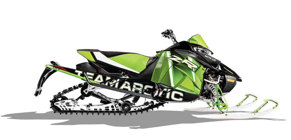 2017 Arctic Cat ZR 9000 RR 137