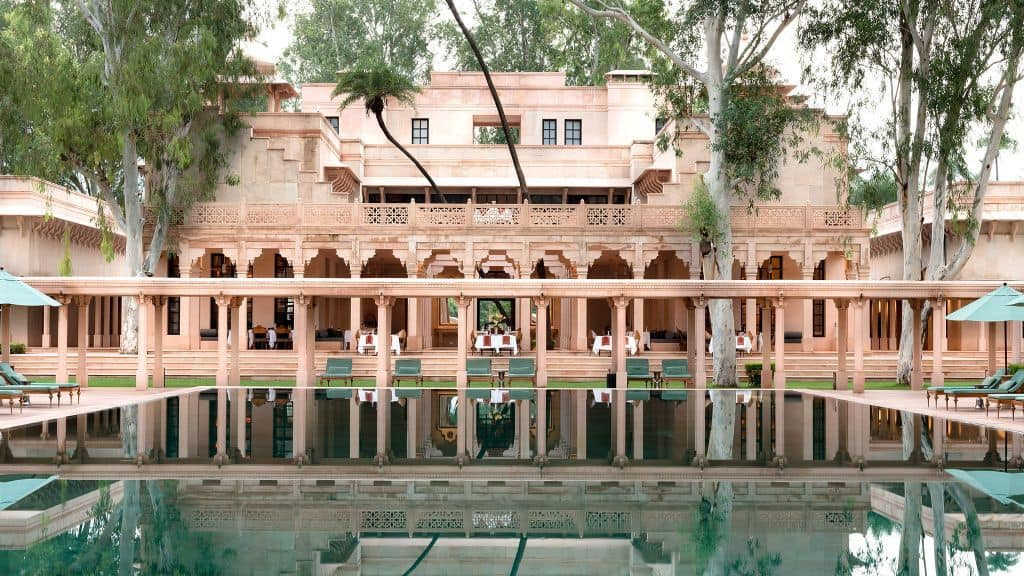 Dreams Come True at the Magical Amanbagh