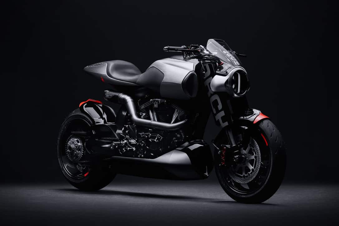 2018 Arch Motorcycles