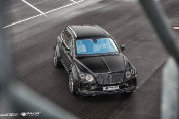 Bentley Bentayga Prior 1