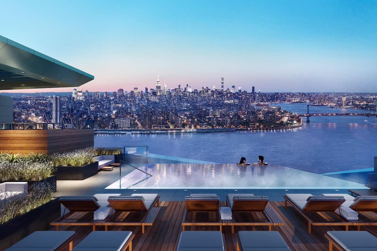 Brooklyn Point Will Have The Highest Residential Infinity