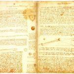 Codex Leicester Leonardo Da Vinci