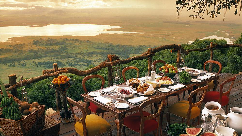 Crater Lodge Tanzania