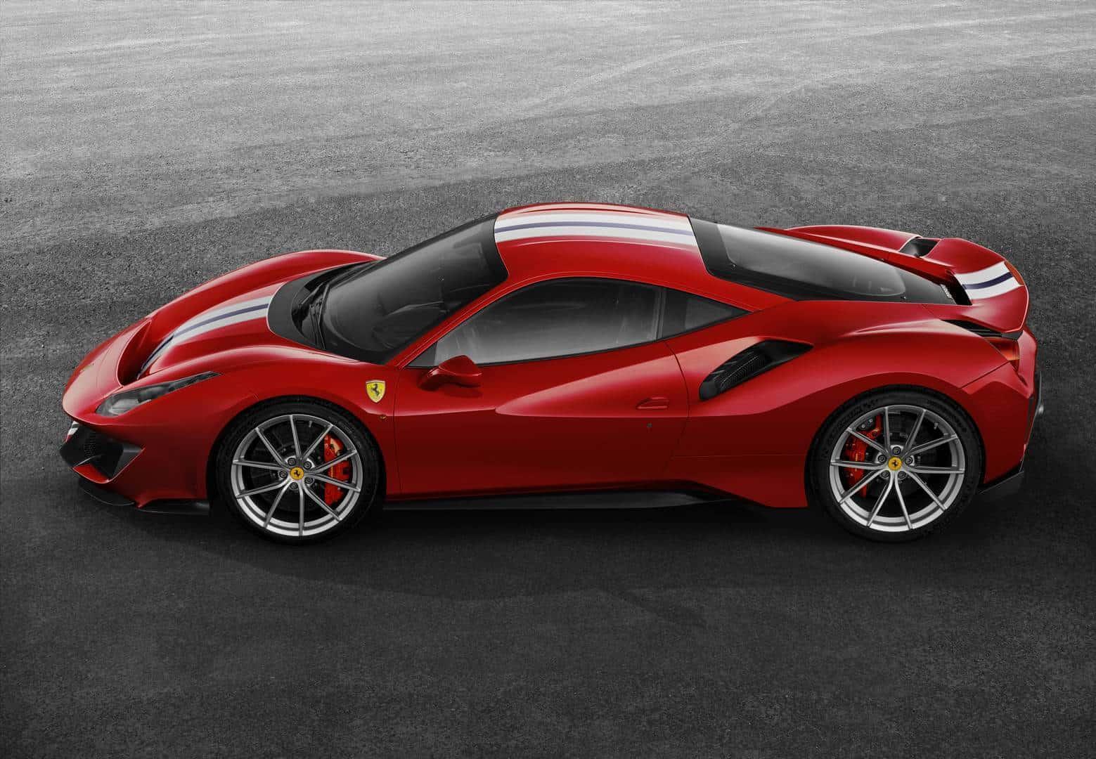 Ferrari 488 Pista 6