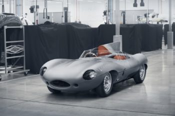Jaguar D-Type 1